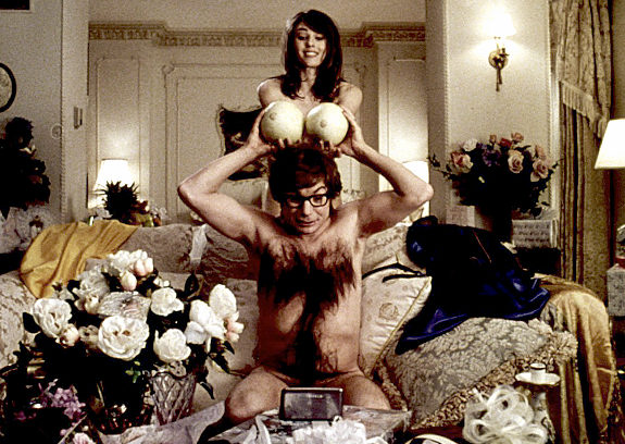 Austin Powers Sex Scenes 33
