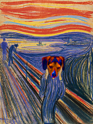 Edvard Munch_The Scream